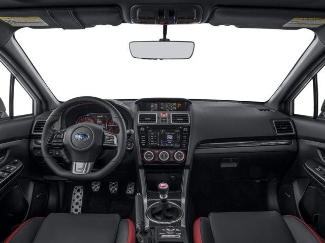 2017 Subaru Wrx Sti Limited In Albany Ny Goldstein Buick Gmc