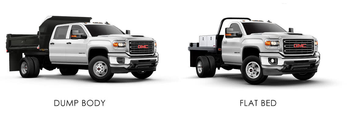2019 Gmc Sierra Chassis Cab