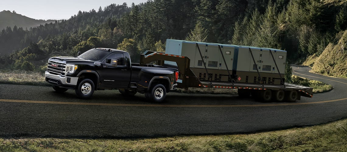 Next Generation 2020 GMC Sierra Heavy Duty