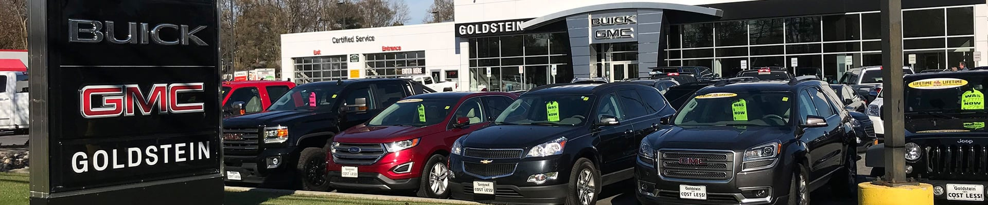 Goldstein Auto Group Referral Program