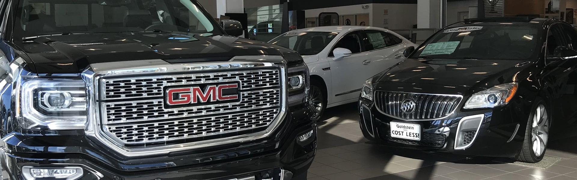 Chevy Dealer Albany Ny >> Car Dealership Albany, NY | Goldstein Buick GMC