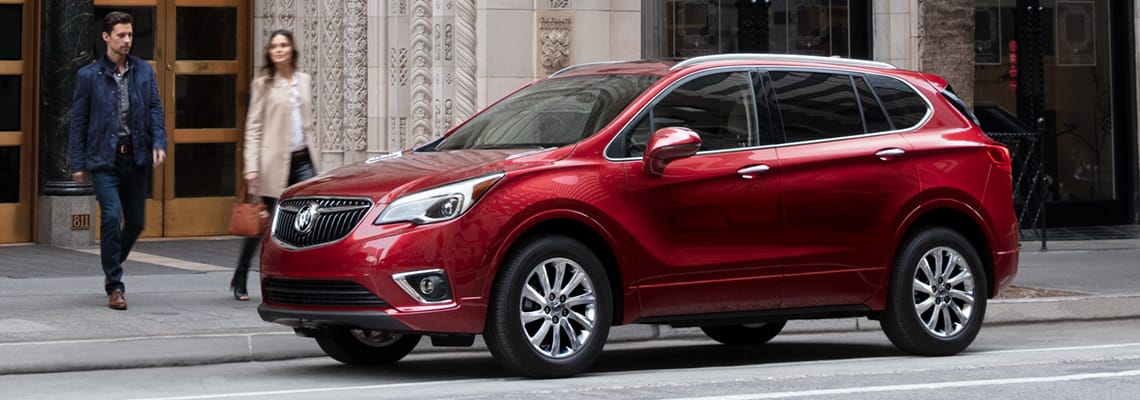 2020 Buick Envision Compact Luxury Suv