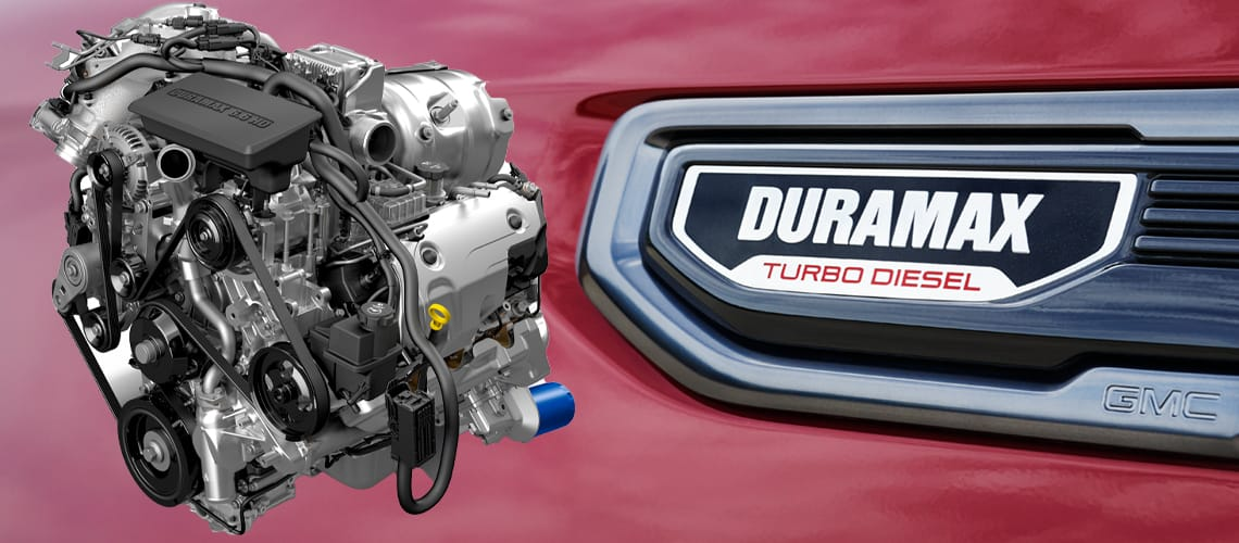 Duramax Turbo Diesel Engines The Power You Need